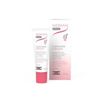 woman-isdin-lubricante